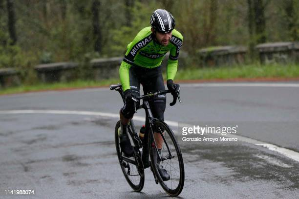 Mikel Iturria of Spain and Team Euskadi Basque Country Murias / during the 59th ItzuliaVuelta Ciclista Pais Vasco 2019 Stage 4 a 1636km stage from...