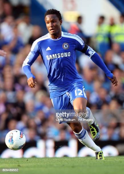 Mikel John Obi, Chelsea