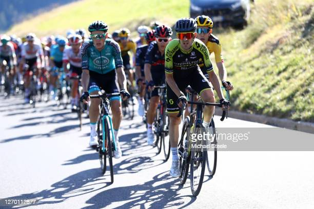 Mikel Nieve Ituralde of Spain and Team Mitchelton - Scott / during the 107th Tour de France 2020, Stage 4 a 160,5km stage from Sisteron to...