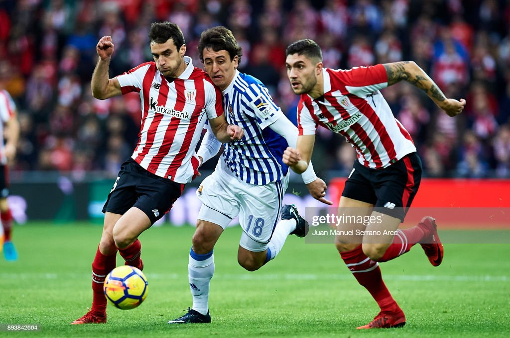 Athletic Club v Real Sociedad - La Liga