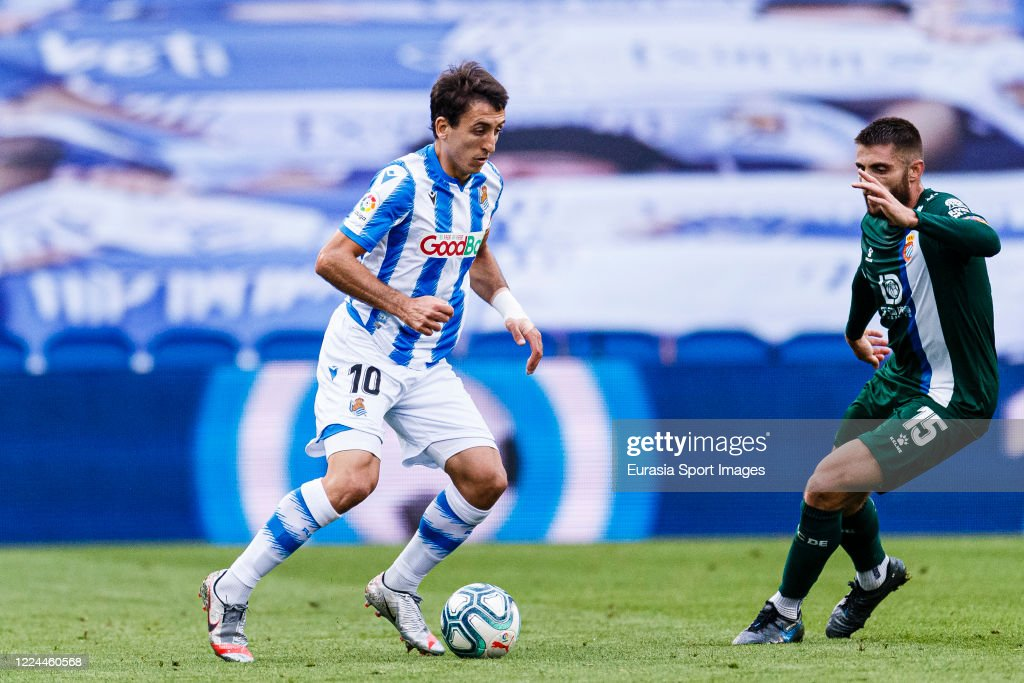 Real Sociedad v RCD Espanyol  - La Liga : News Photo