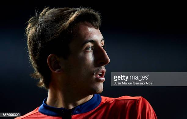 Mikel Oyarzabal of Real Sociedad reacts during the UEFA Europa League group L football match between Real Sociedad de Futbol and FC Zenit Saint...