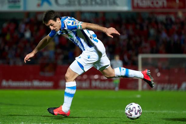 Mirandes v Real Sociedad - Copa del Rey: Semi-Final 2nd Leg