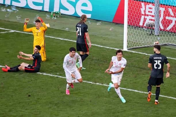DNK: Croatia v Spain - UEFA Euro 2020: Round of 16