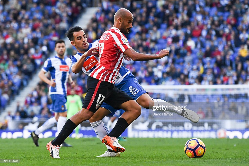 RCD Espanyol v Athletic Bilbao - La Liga : News Photo