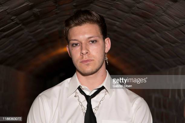 Mike's Dead attends the MetaLife Launch Influencer Dinner at Bacari W 3rd on November 17 2019 in Los Angeles California