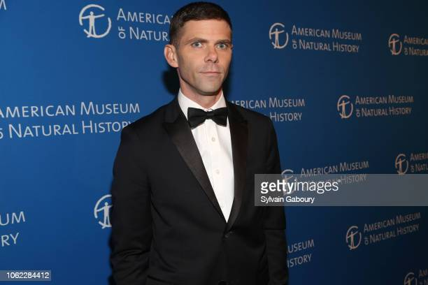 Mikey Day attends American Museum Of Natural History's 2018 Museum Gala at American Museum of Natural History on November 15 2018 in New York City