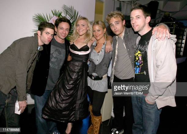 Mikey Day, Chris Kattan, Dominique Swain, Brittany Daniel and Joey Kern