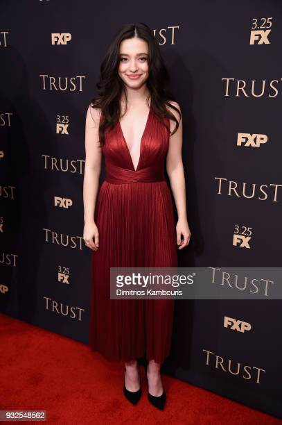 Mikey Madison attends the 2018 FX Annual AllStar Party at SVA Theater on March 15 2018 in New York City