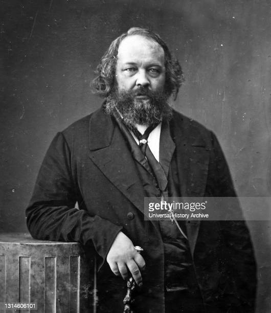 Mikhail Alexandrovich Bakunin , Russian revolutionary anarchist, socialist and founder of collectivist anarchism. He is considered among the most...