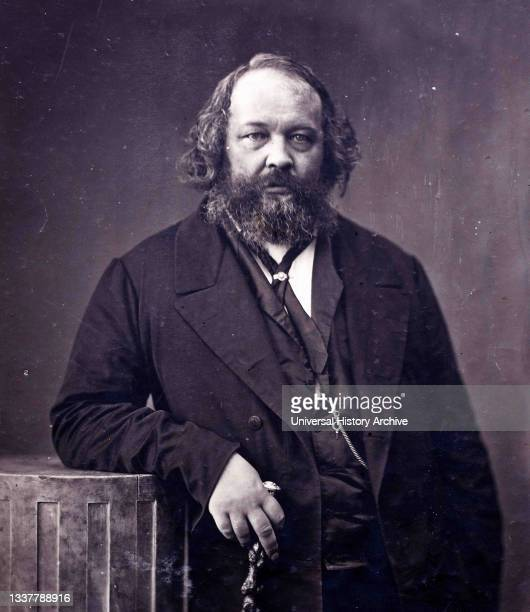 Mikhail Alexandrovich Bakunin ; Russian revolutionary anarchist, socialist and founder of collectivist anarchism. He is considered among the most...