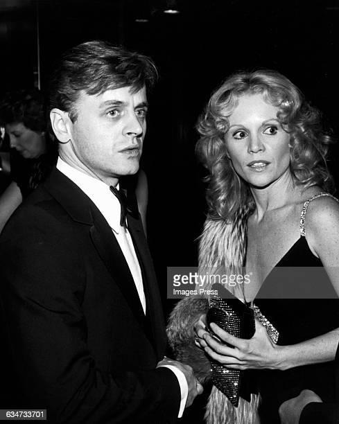 Mikhail Baryshnikov and Tuesday Weld circa 1982 in New York City
