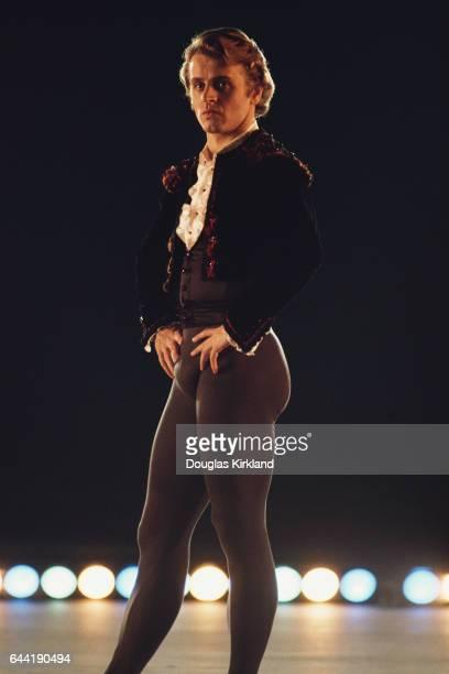 Mikhail Baryshnikov as Yuri from The Turning Point