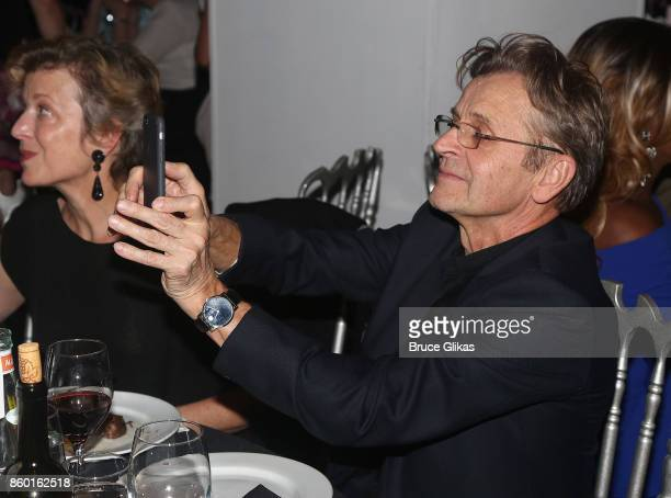 Mikhail Baryshnikov at the opening night after party for 'Time and The Conways' on Broadway at ESpace on October 10 2017 in New York City