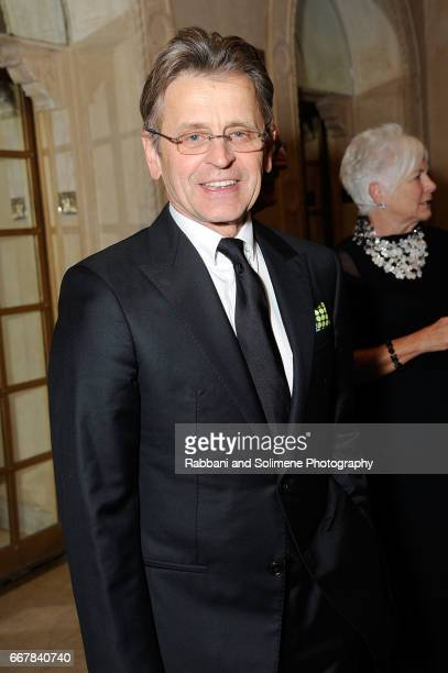 Mikhail Baryshnikov attends the Orchestra Of St Luke's 2017 Gift Of Music Gala at The Plaza Hotel on April 12 2017 in New York City