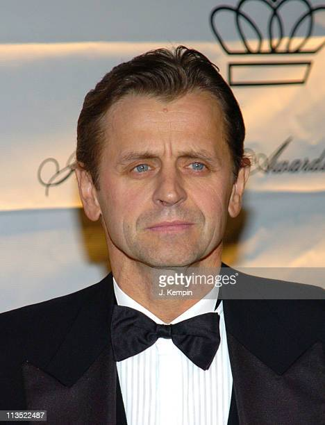 Mikhail Baryshnikov during The 2005 Princess Grace Awards at Cipriani 42nd Street in New York City, New York, United States.