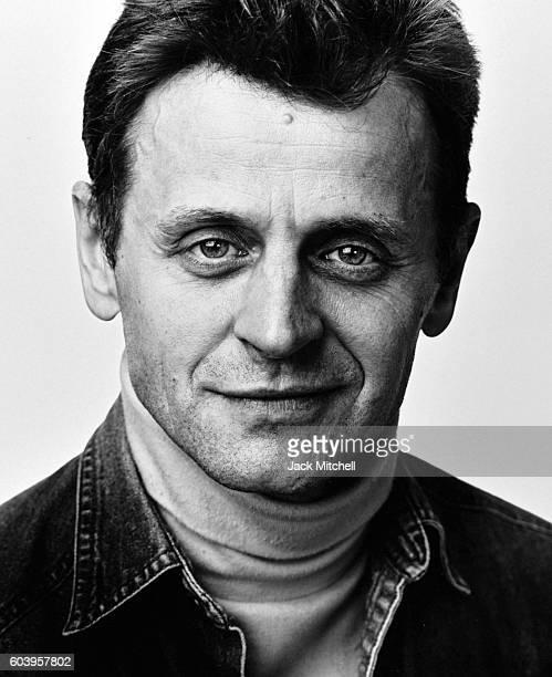 Mikhail Baryshnikov portrait 1995