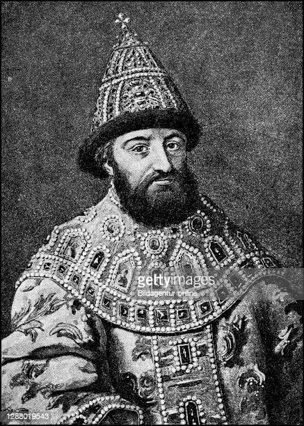 Mikhail Fedorovich Romanov, July 22, 1596 - July 23 was the first Tsar and Grand Duke of Russia from the Romanov dynasty / Michail Fjodorowitsch...