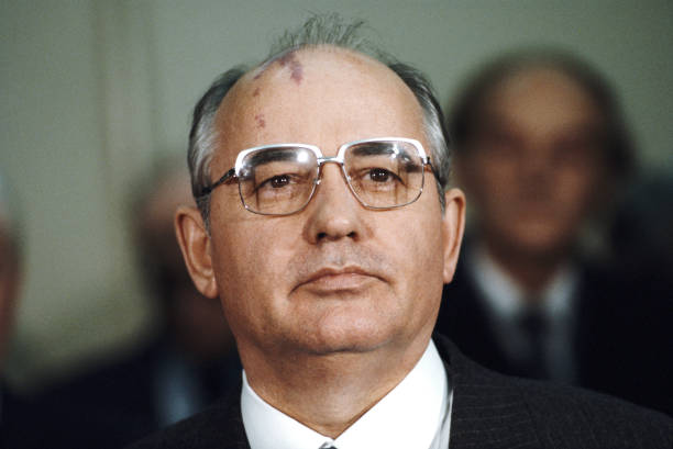 UNS: 2nd March 1931 - Mikhail Gorbachev Is Born