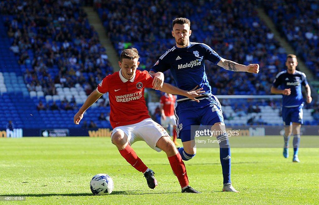 Cardiff City v Charlton Athletic - Sky Bet Championship : News Photo