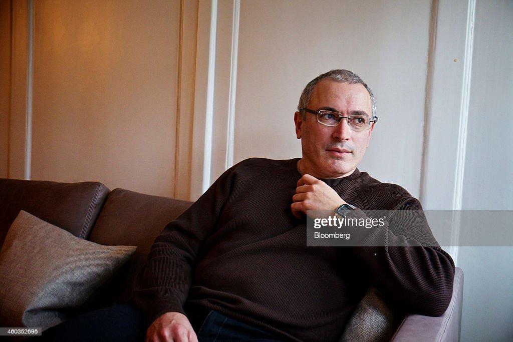 Yukos Oil Co. Founder Mikhail Khodorkovsky Interview