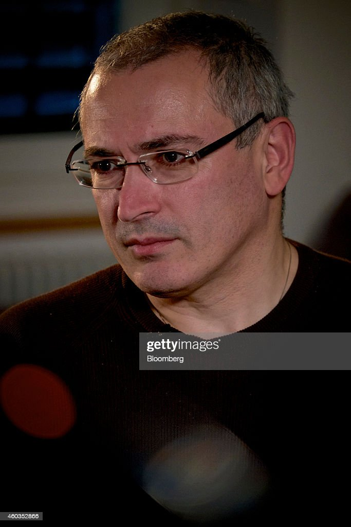 Yukos Oil Co. Founder Mikhail Khodorkovsky Interview