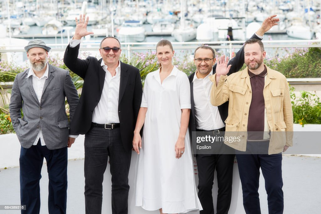 Jury Un Certain Regard Photocall - The 70th Annual Cannes Film Festival