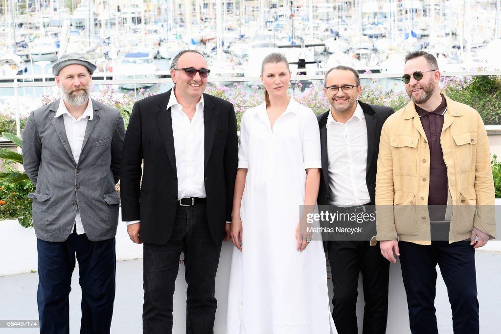 """Loveless "" Photocall - The 70th Annual Cannes Film Festival"