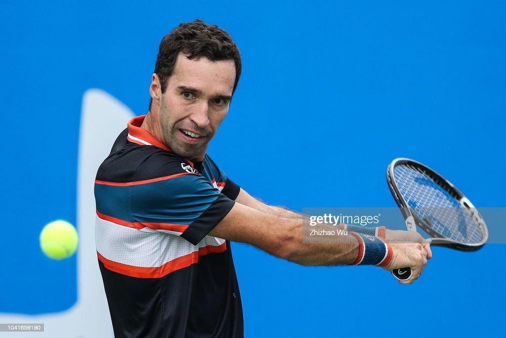 ATP World Tour Chengdu Open - 2nd Round : News Photo