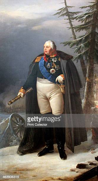 Mikhail Kutuzov, Russian soldier, . Mikhail Illarionovich Kutuzov was appointed Commander-in-Chief of Russia's armies on 17 August 1812. He is...