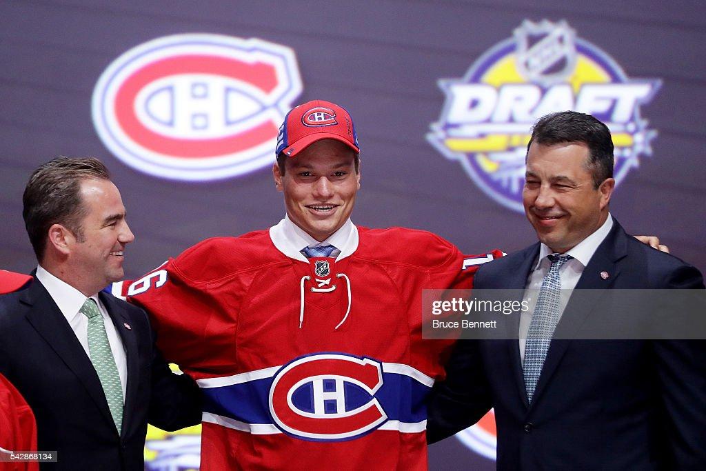 2016 NHL Draft - Round One : News Photo