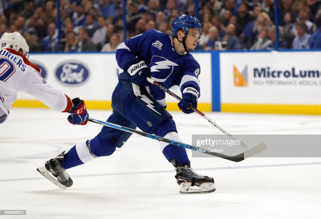 Montreal Canadiens v Tampa Bay Lightning : News Photo