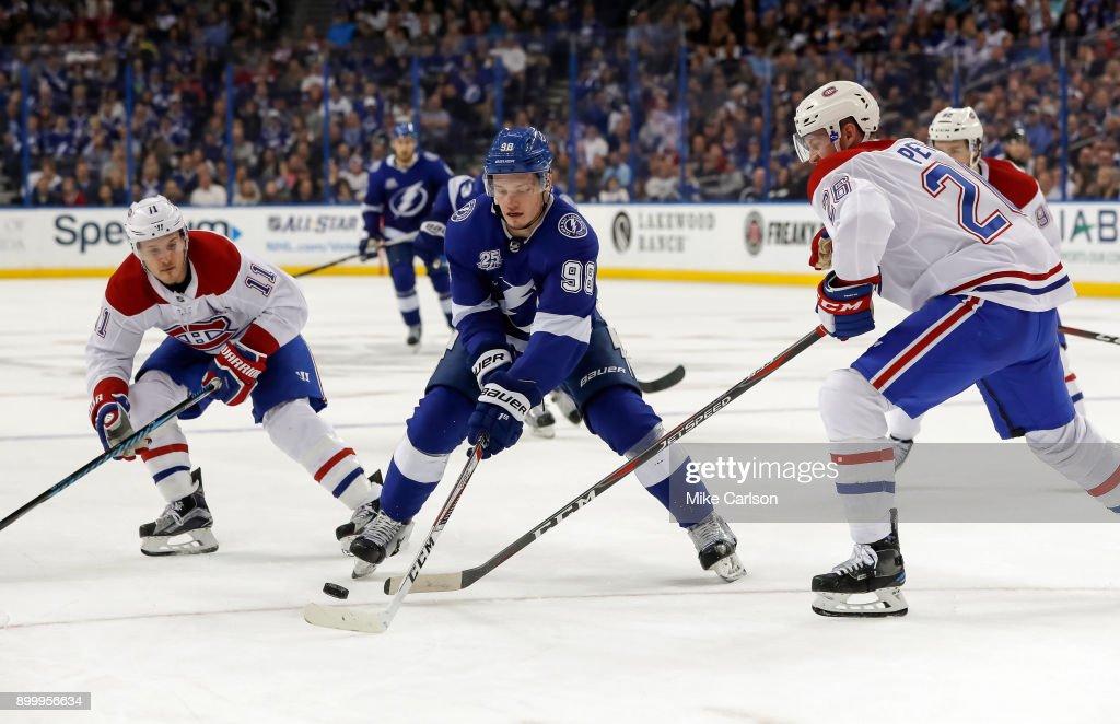 Montreal Canadiens v Tampa Bay Lightning : News Photo