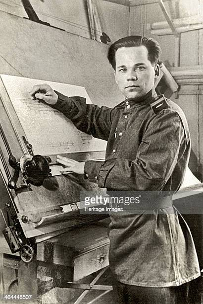 Mikhail Timofeyevich Kalashnikov.