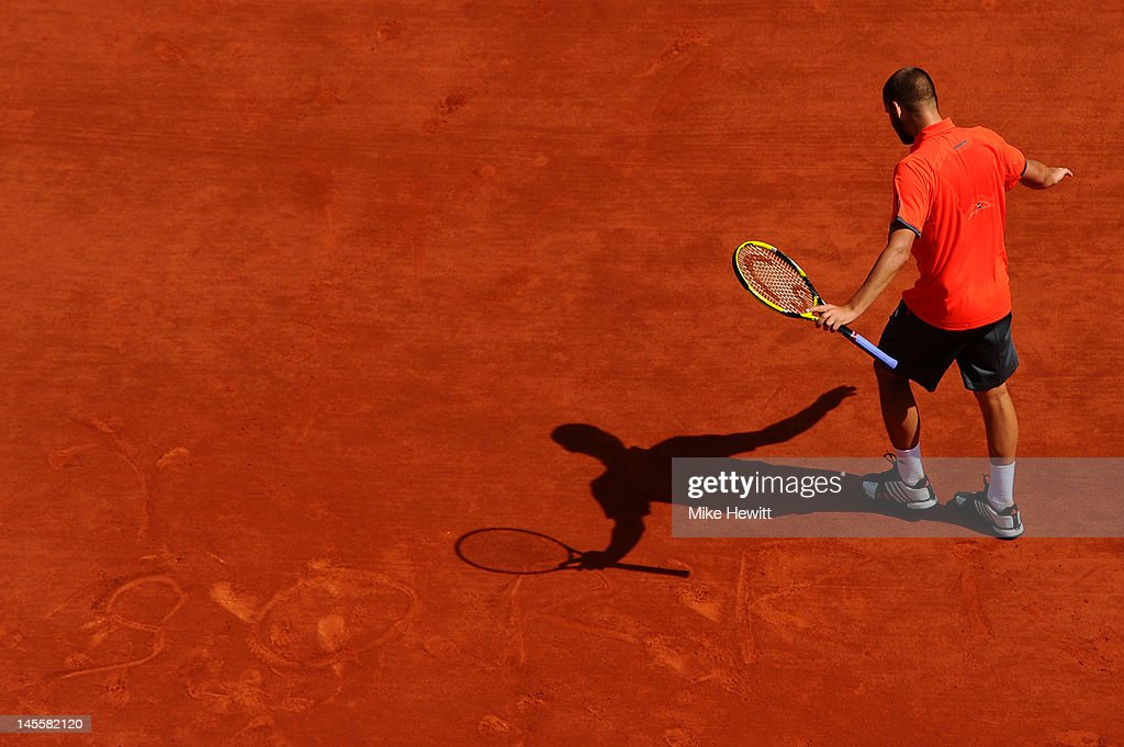 2012 French Open - Day Seven : News Photo