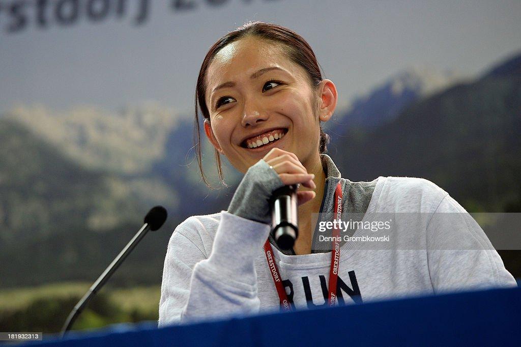 ISU Nebelhorn Trophy - Day 1 : News Photo