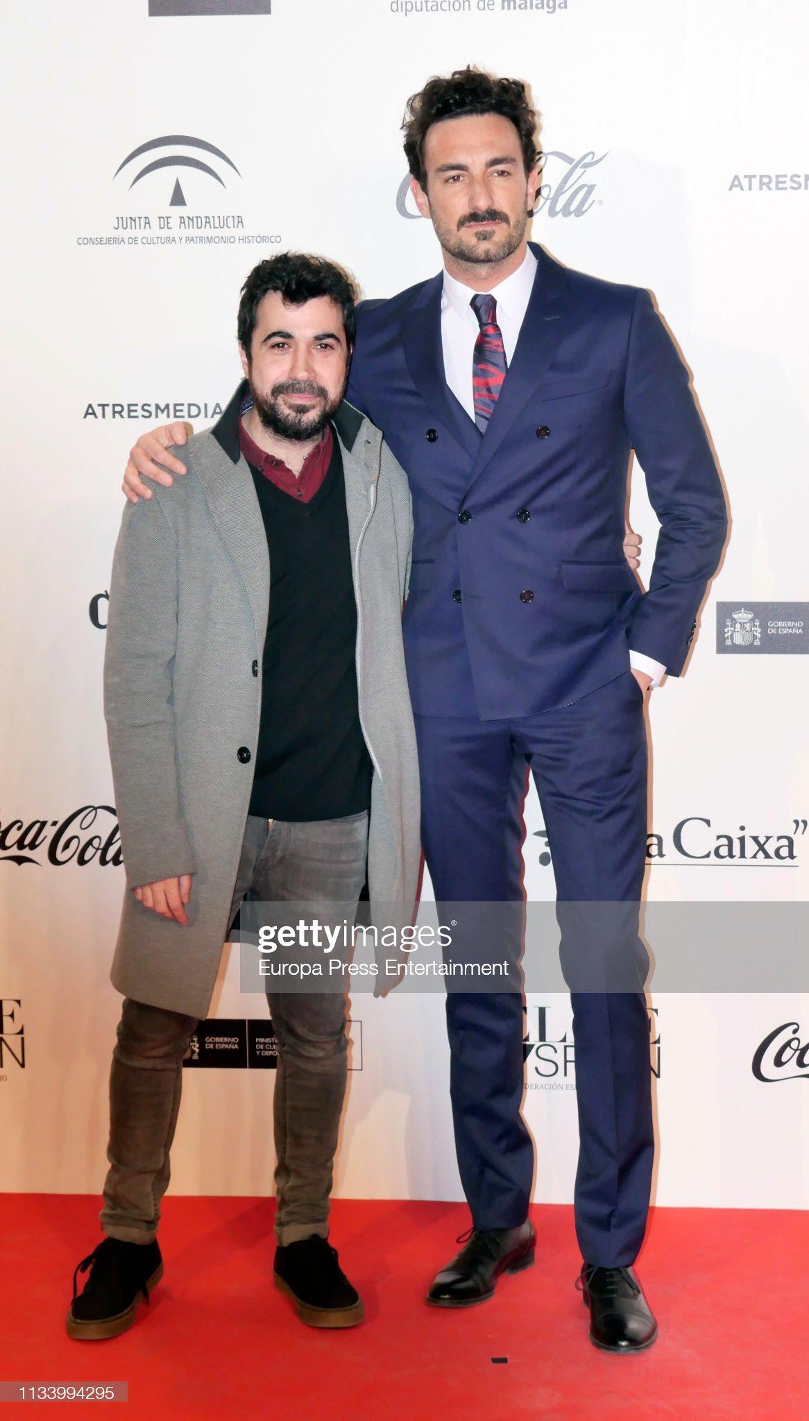¿Cuánto mide Miki Esparbé? - Altura Miki-esparbe-attends-malaga-film-festival-2019-cocktail-at-circulo-de-picture-id1133994295?s=2048x2048