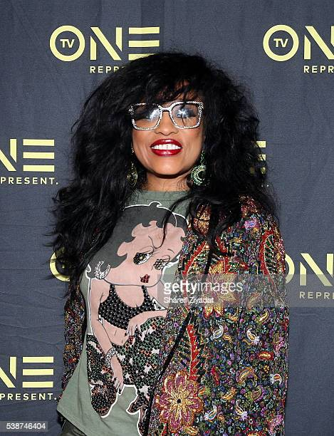 Miki Howard at Love Under New Management The Miki Howard Story at AMC Empire on June 7 2016 in New York City