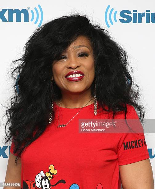 Miki Howard visits at SiriusXM Studio on June 7 2016 in New York City