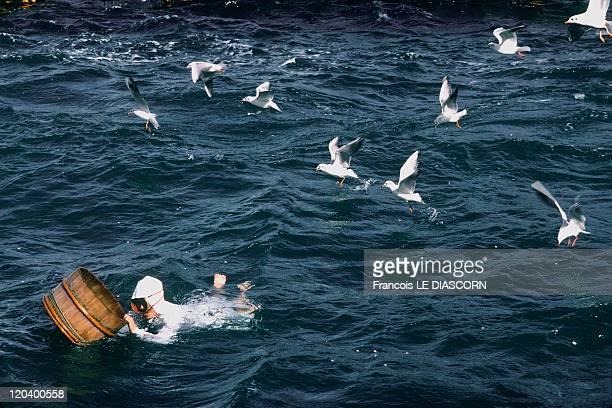 Mikimoto, Japan - Amas: divers for pearls, Island of Mikimoto.