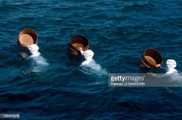 Mikimoto Japan Amas divers for pearls Island of Mikimoto