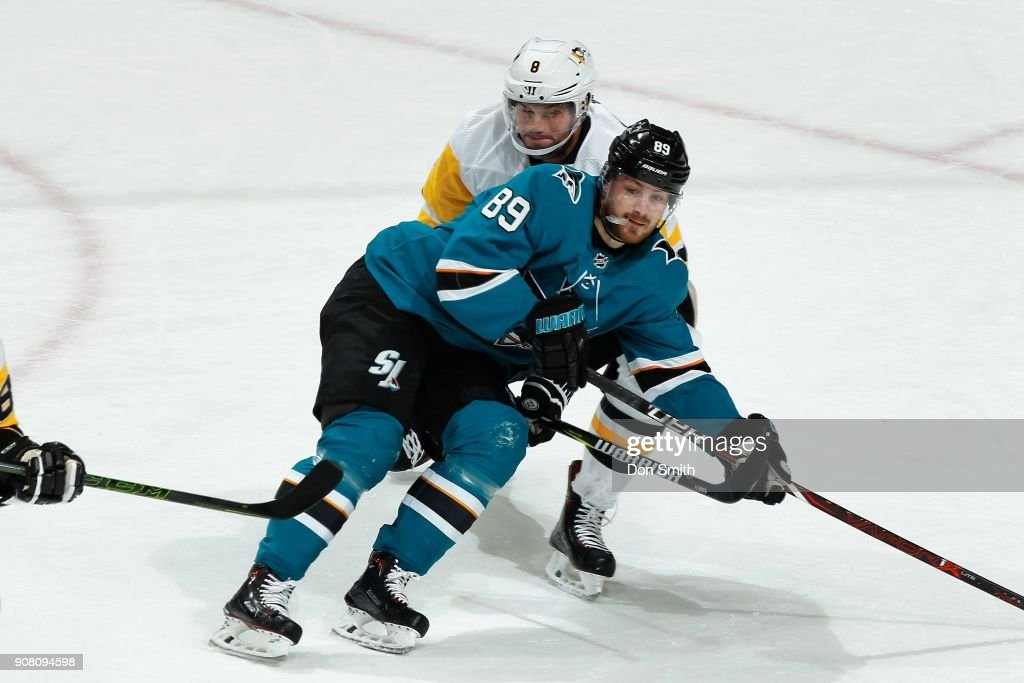Pittsburgh Penguins v San Jose Sharks