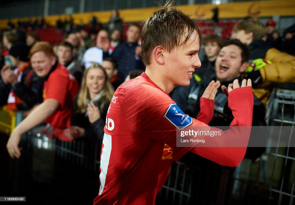 FC Nordsjalland vs Randers FC  - Danish 3F Superliga : News Photo