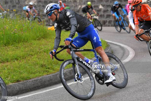 Mikkel Frolich Honore of Denmark and Team Deceuninck QuickStep / during the 102nd Giro d'Italia 2019 Stage 18 a 222km stage from Valdaora to Santa...