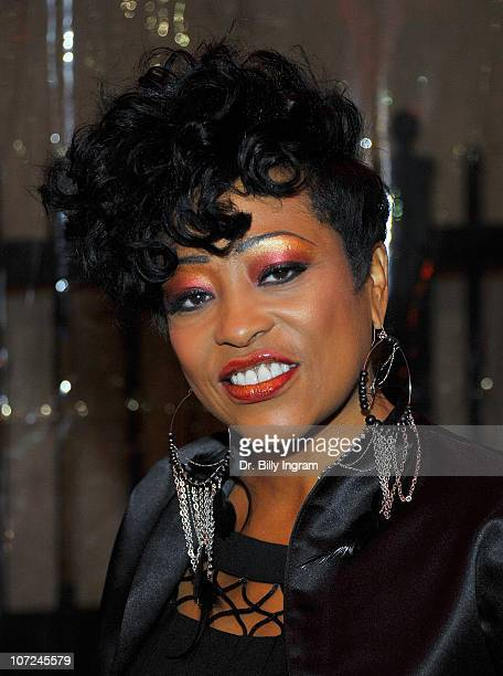 Mikki Howard attends the 10th Annual Heroes in the Struggle Gala at the Avalon on December 1 2010 in Hollywood California