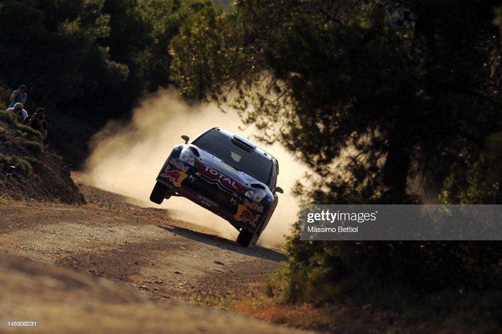 FIA World Rally Championship Greece - Day One