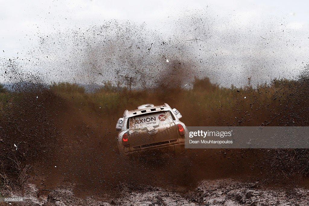 2016 Dakar Rally - Day Two