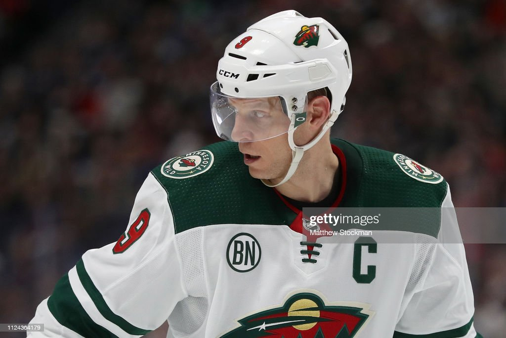 Minnesota WIld v Colorado Avalanche : News Photo