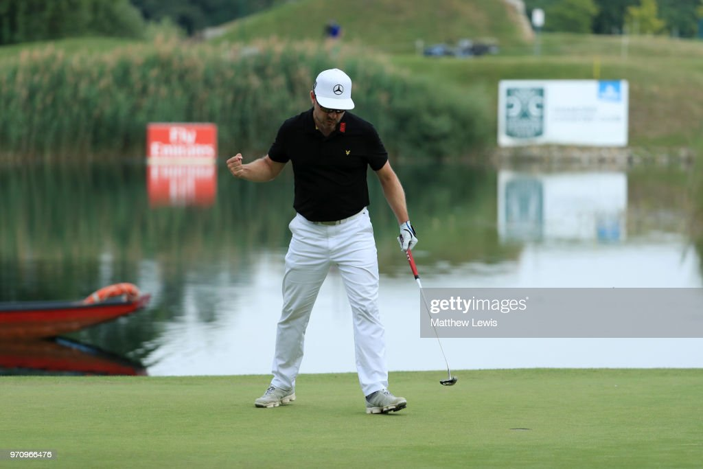 The 2018 Shot Clock Masters - Day Four : News Photo