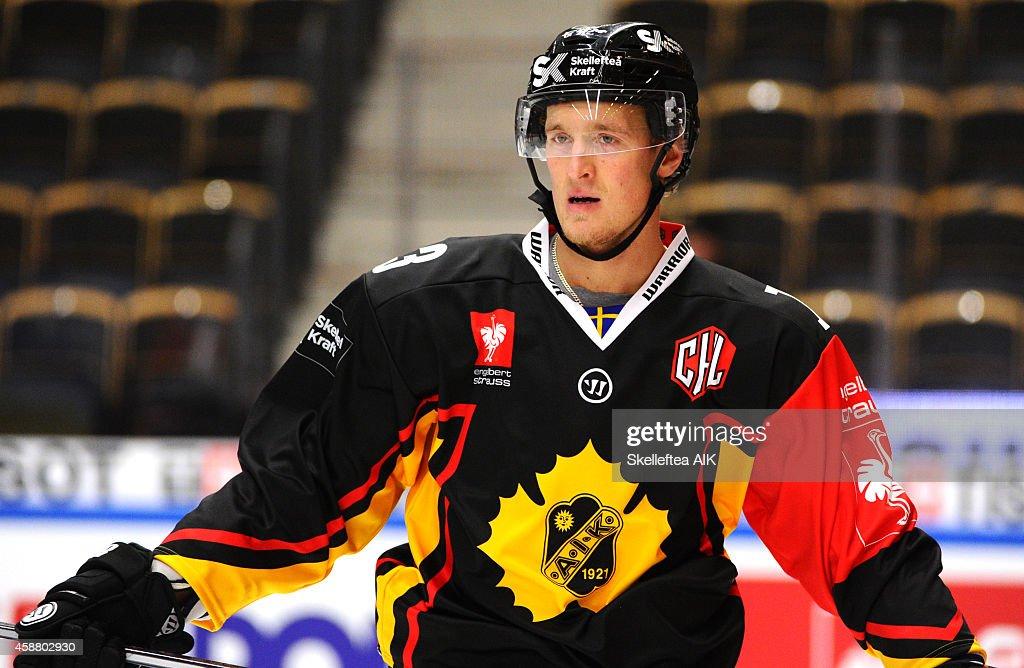 Skelleftea AIK v JYP Jyvaskyla - Champions Hockey League Round of 16 : News Photo
